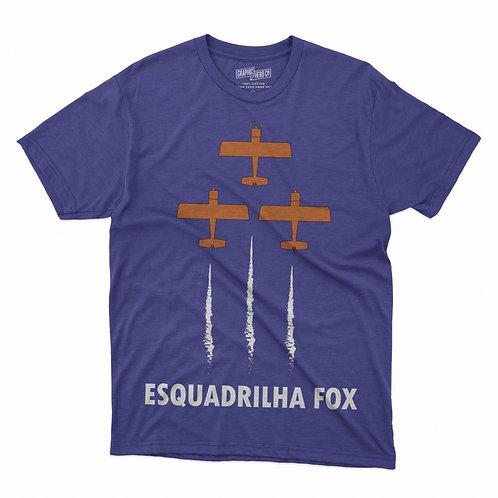 Blusa Masculina Esquadrilha FOX