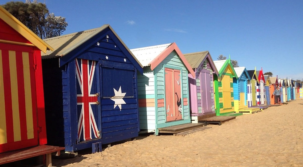 Brighton-Beach-bathing-colour-houses-Mel