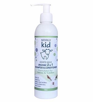 Kids 2 in 1 Shampoo/Conditioner