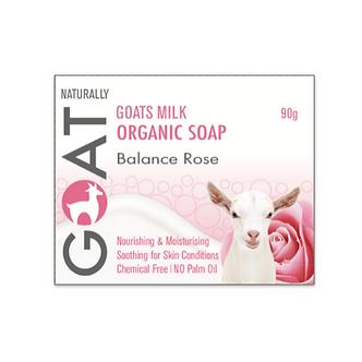 Goat Milk Soap - Balance Rose