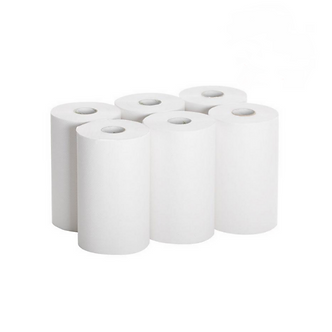 Carton of 16 Perforated Paper Roll Towel
