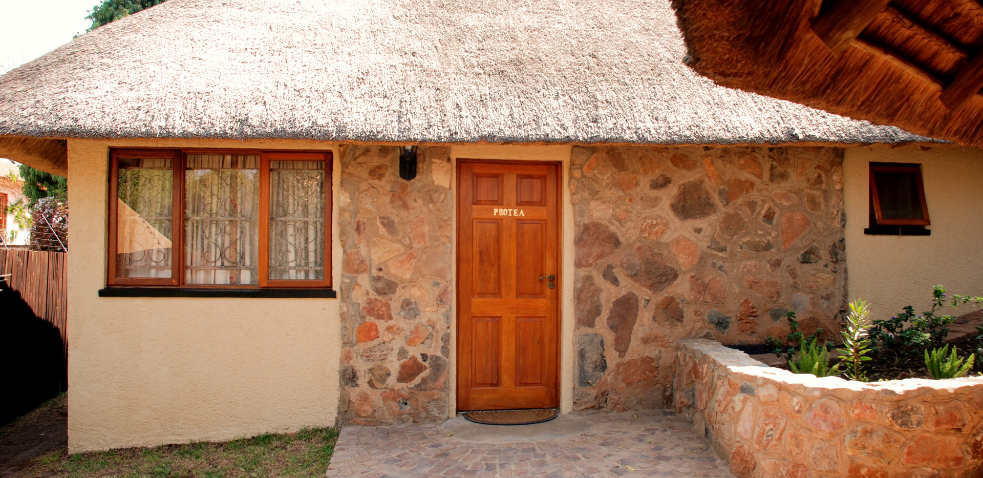 Protea apartment exterior