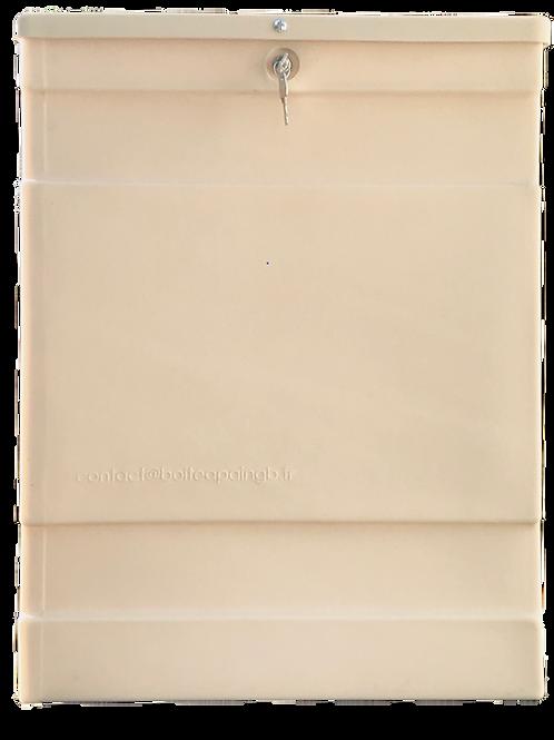 Coffre multi-usage - Ton ivoire ou gris
