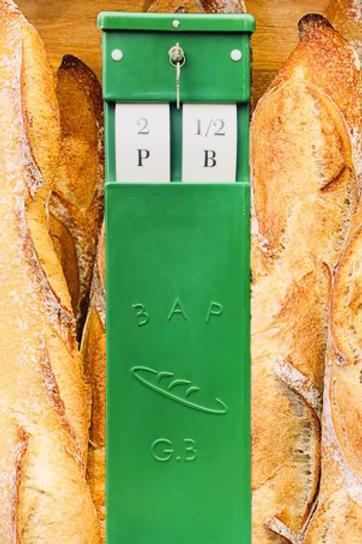 Boîte à Pain GB - Vert