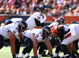 A Healthy Offensive Line Is The Key to Ravens Success