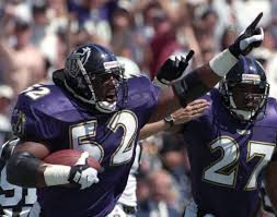 Ray Lewis is Baltimore Football