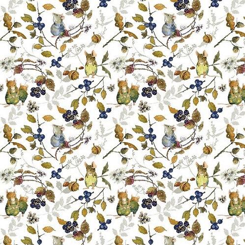 Мыши живых изгородей ( ткань)