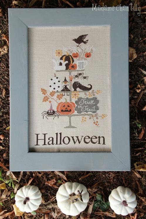 Celebrate Halloween -2019 (Схема)