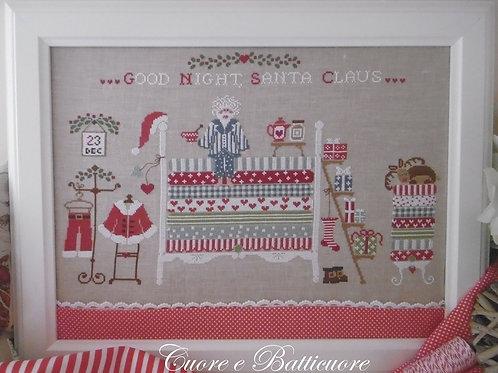 Santa Claus on the Pea (схема)
