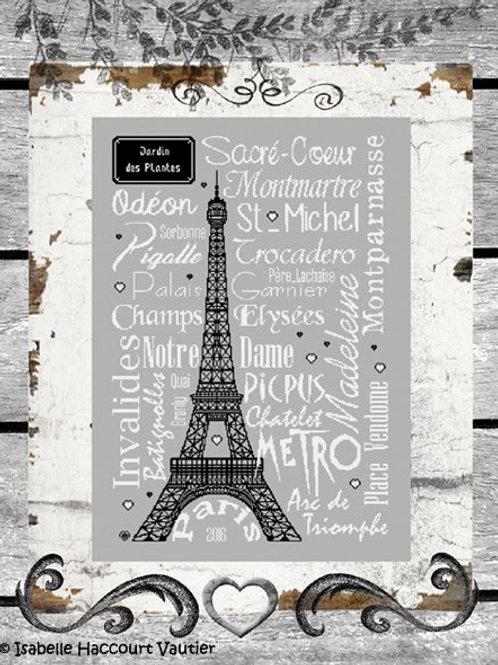 Paris ! (Схема)