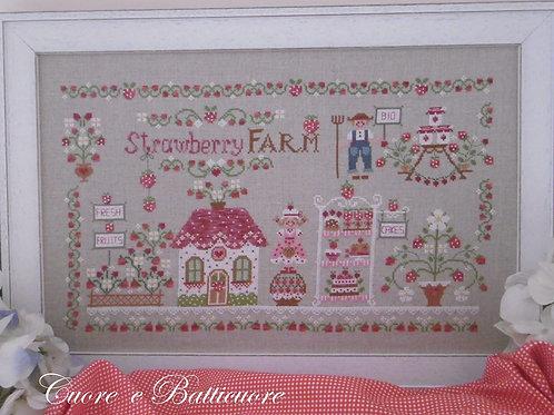 Strawberry Farm (схема)
