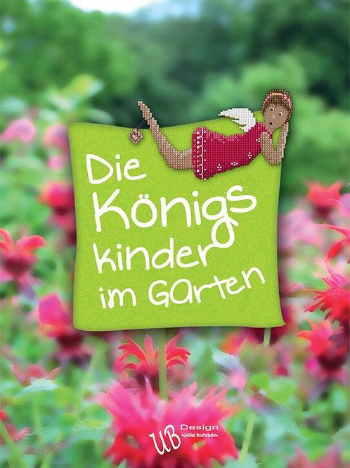 """""""Die Königs kinder im Garten"""" ( книга)"""