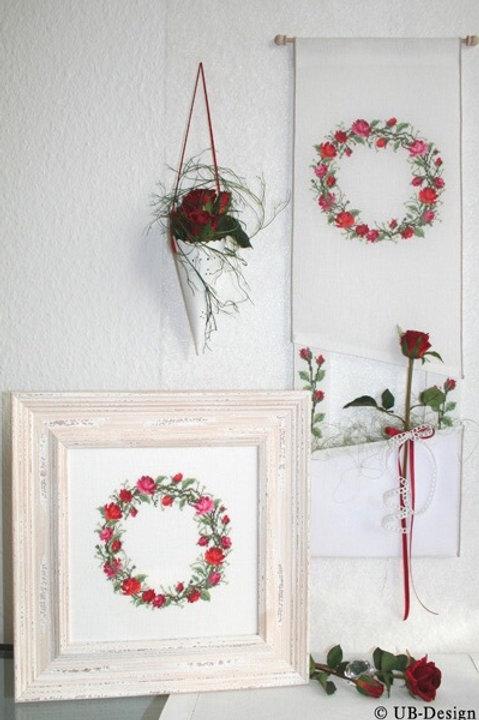 Ein Rosengeschenk (схема)