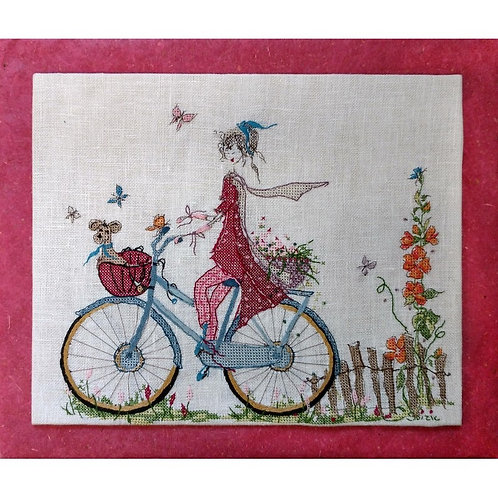 A vélo ( схема)