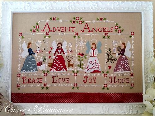 Gli Angeli dell'Avvento (схема)