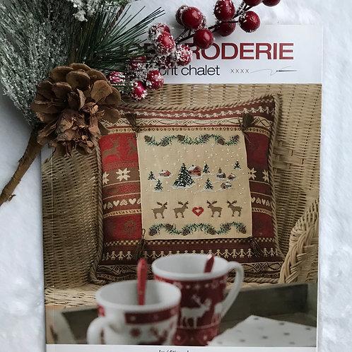Douce Broderie -Esprit Chalet ( книга)