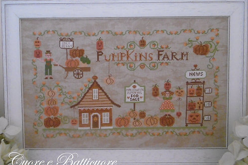 Pumpkins Farm (схема)