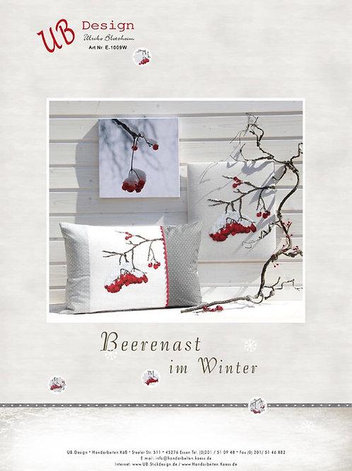 Beerenast im Winter (схема)
