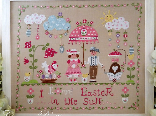 Easter in the Sun (схема)