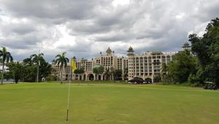 명품 2색 골프(마인즈, 팜가든)