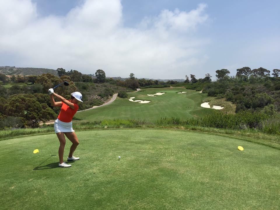 Savannah Vilaubi Golfer