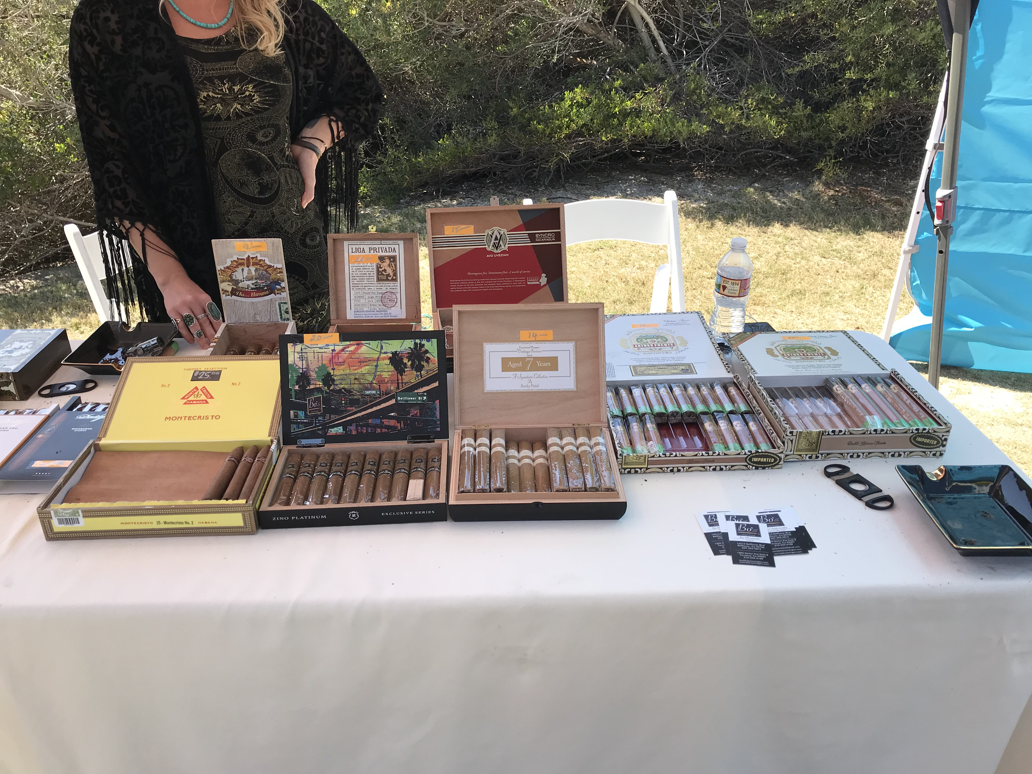 Cigars Golf Tournament
