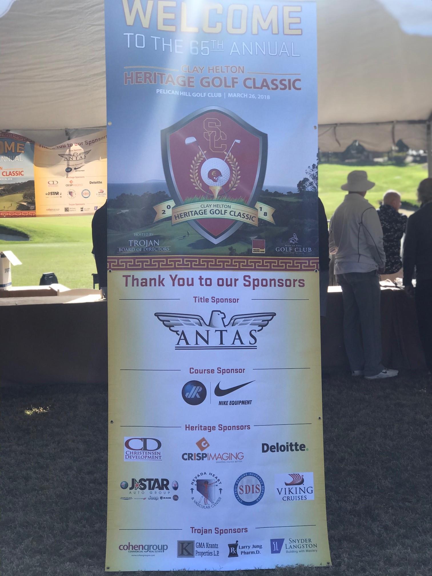 USC Helton Heritage Golf Classic