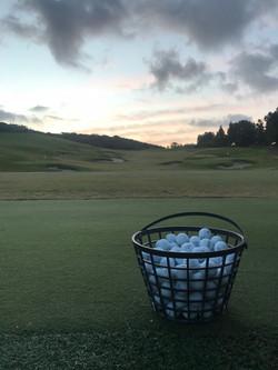 Pelican Hill Golf Club Driving Range