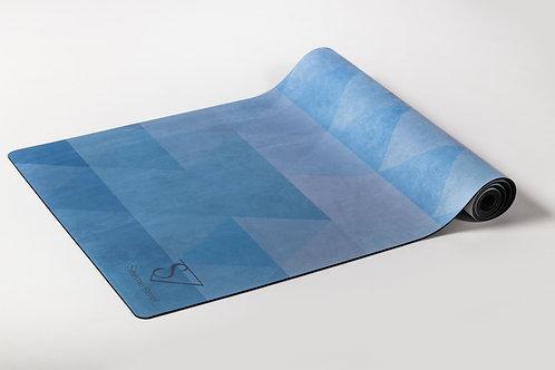 Tapis de yoga/pilates blue horizon