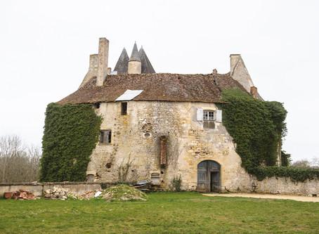 Château de Meauce, résurrection annoncée [#53]