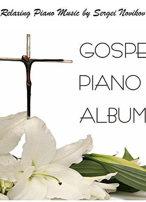 Gospel Piano Album