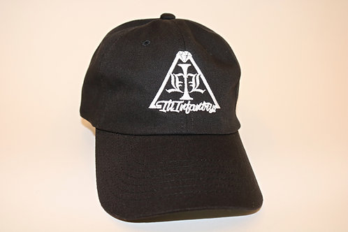ILL INFANTRY Dad Hat (BLACK)