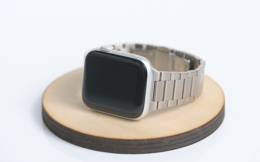 Apple Watch Silver Case