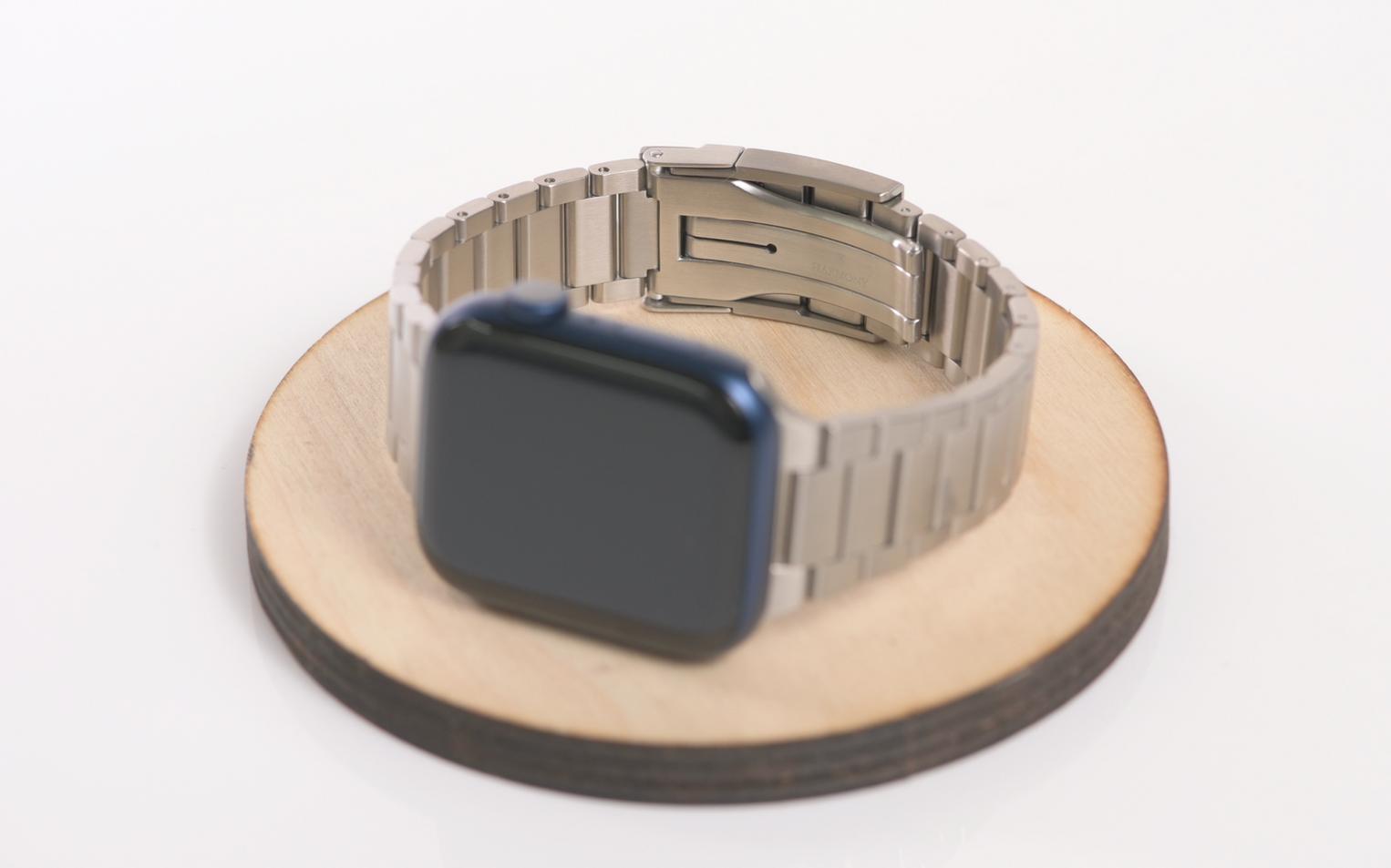 Apple Watch Blue Case