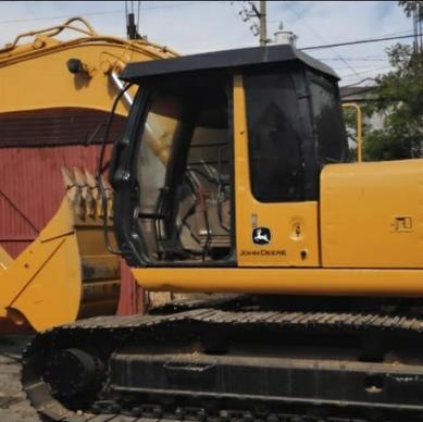 Excavadora John Deere