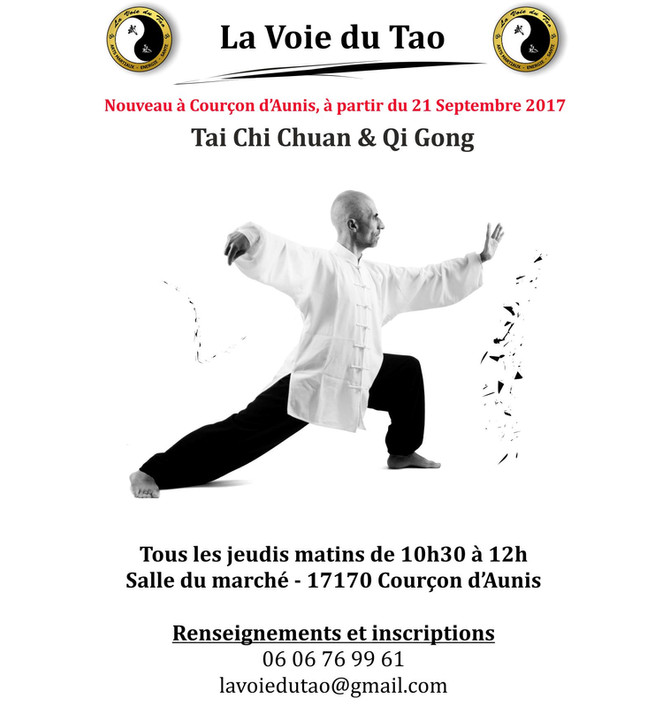 Tai Chi Chuan et Qi Gong Courçon d'Aunis