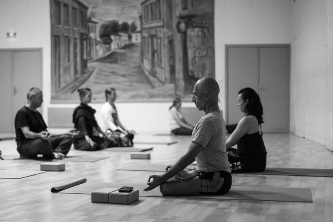 Stage de Yoga Ashtanga le 8 Février 2019 de 19h à 21h, 6 rue du passage du gué, 17540 Le Gué d'A