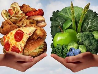 Aliments vivants / Aliments morts...
