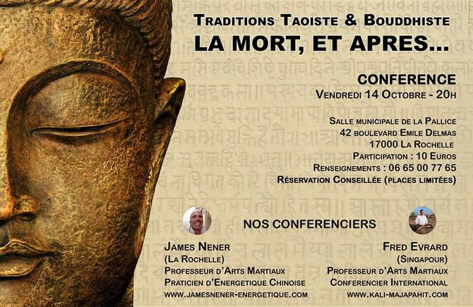 Conférence du 14 Octobre 2016