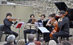 Aurèle Marthan et quatuor Hanson 2/06