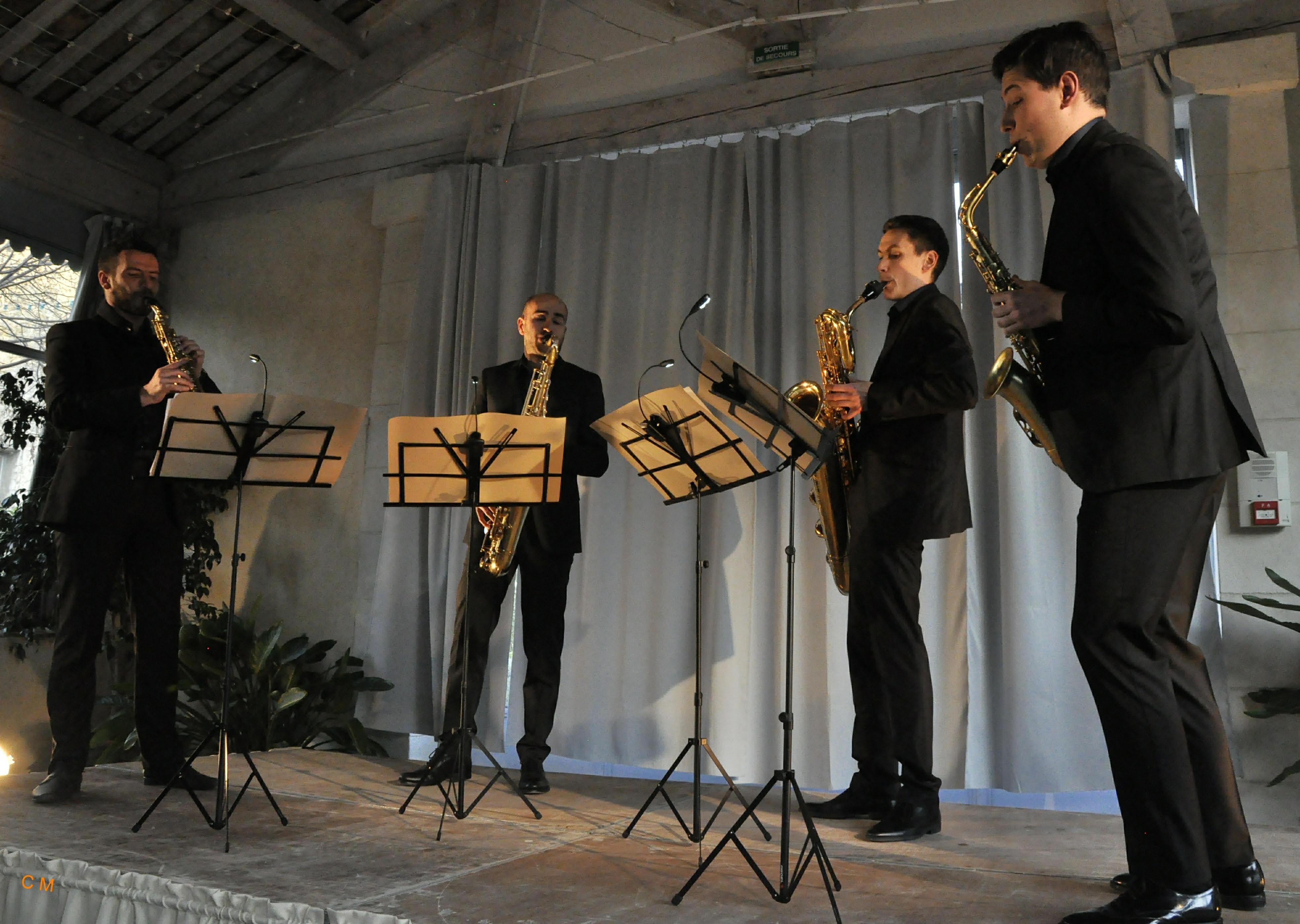 Quatuor ZAHIR 11/12