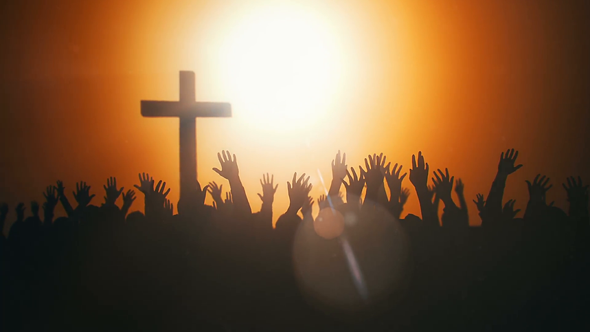 silhouettes-of-hands-raised-in-worship-w