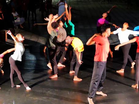 Tremplin de création : Tu dis en dansant!