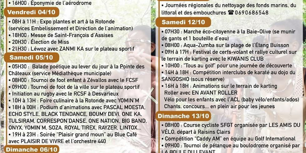 Fête patronale de la ville de Saint-François