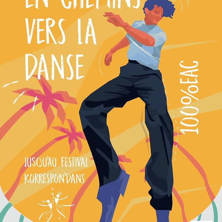 En Chemins vers la Danse :100 % EAC