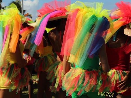 La danse au service de notre culture  Carnaval