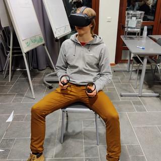 Lämpölux ajanvaraaja VR-lasit