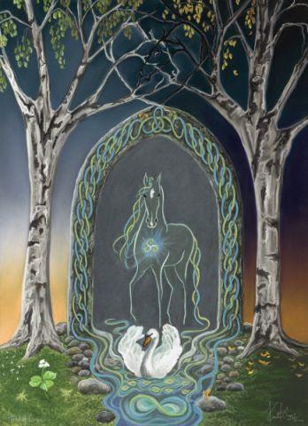 Portal of Grace by Kim McElroy