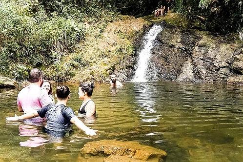 Cachoeira Poço Das Virgens - Extremo Sul SP