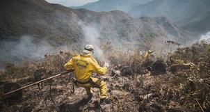 Brasil em Chamas! Por que não devemos fazer fogueira na trilha e adotar uma postura antifogo